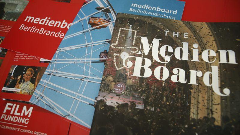 Medienboard Berlin-Brandenburg, Partner FIRST STEPS Award