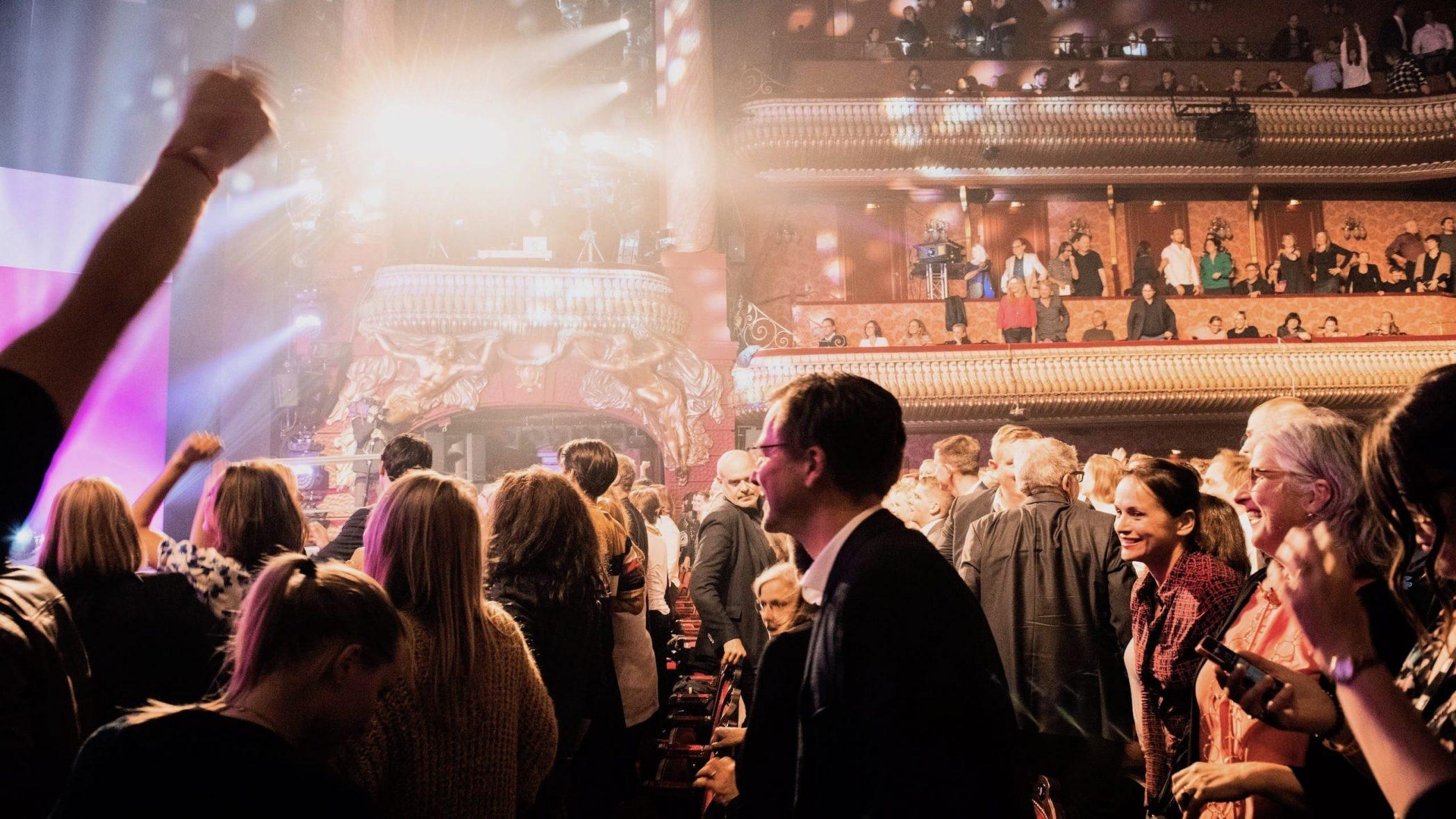 First Steps Verleihung, Theater des Westens, Florian Liedl