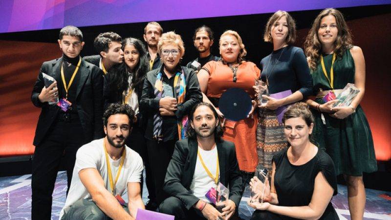 Preisträger·innen FIRST STEPS Award 2019