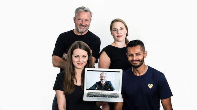 Werbefilmjury First Steps, Alice Dwyer, Glenn Bernstein, Thomas Schnaitmann, Luitgard Hagl, Imran Khan