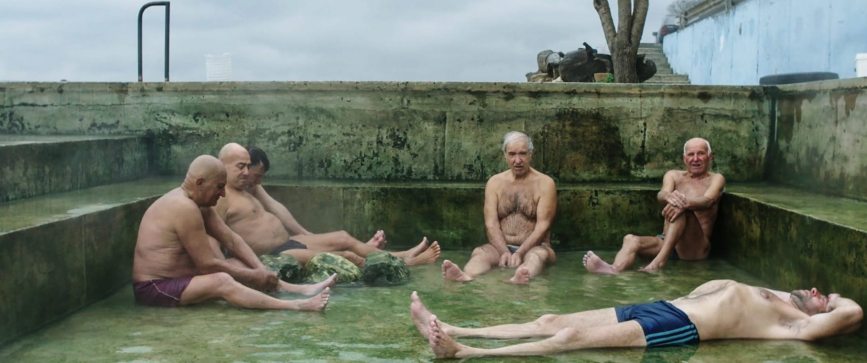 Die Grube, Hristiana Raykova, nominiert First Steps Award 2019