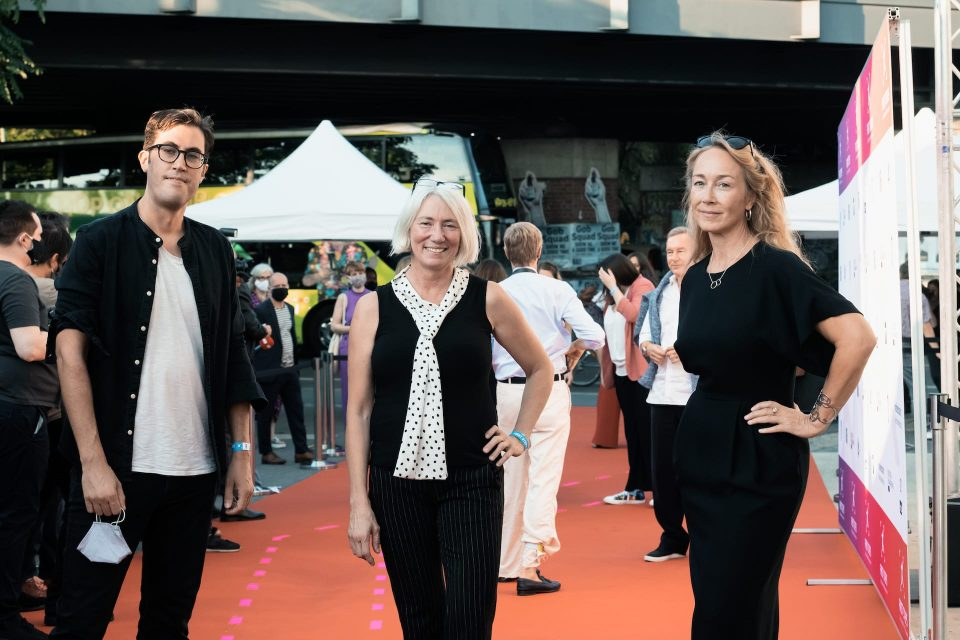 FIRST STEPS Award 2020, Dokumentafilmjury, John Gürtler, Alice Agneskirchner, Petra Guter