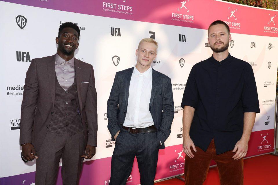 FIRST STEPS Award 2020, Toubab, Farba Dieng, Julius Nitschkoff, Florian Dietrich
