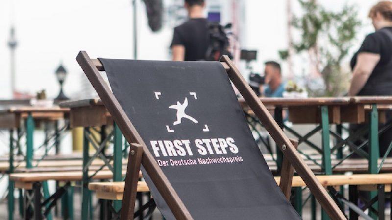 Fluxbau, Nominiertenabend, Nominiertenbekanntgabe, First Steps 2019