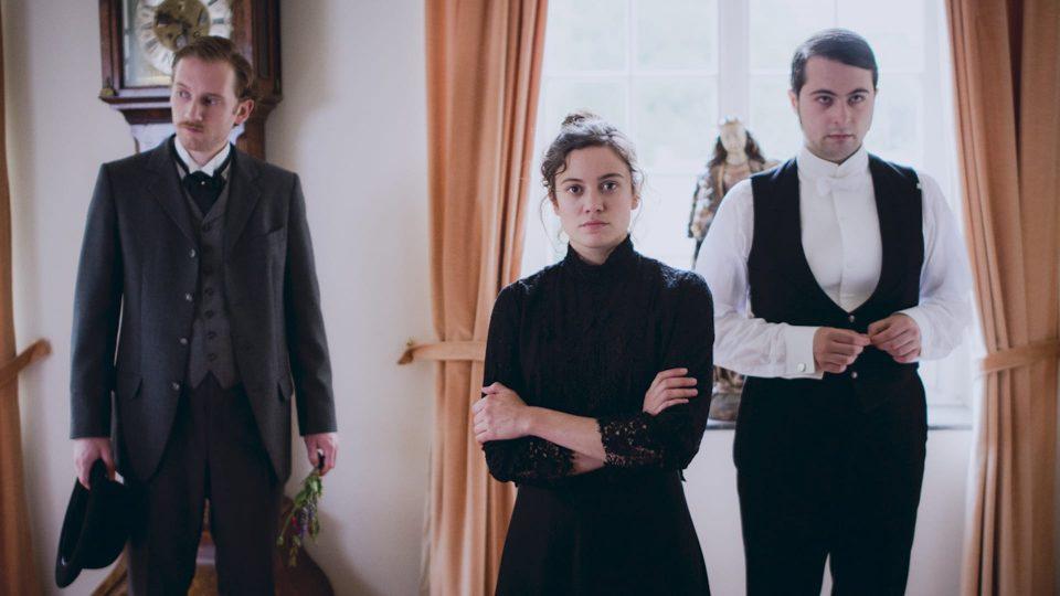 Haus Kummerveldt, Lotte Ruf, Preisträgerin Publikumspreis First Steps Awards