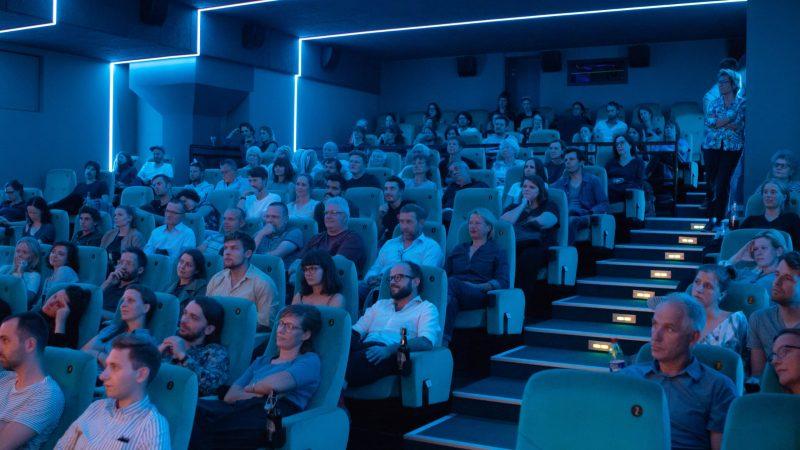 Lange Nacht des Jungen Films, Delphi Lux, First Steps 2019