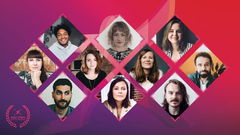 Preisträger·innen First Steps Award 2020