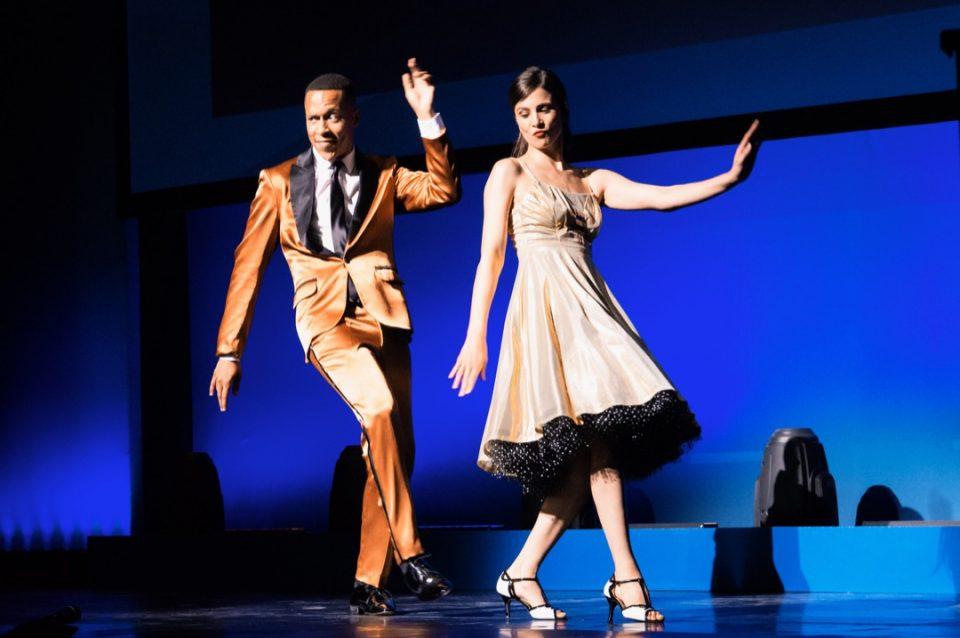 Moderation, Bühne, Tanz, Theater, Show