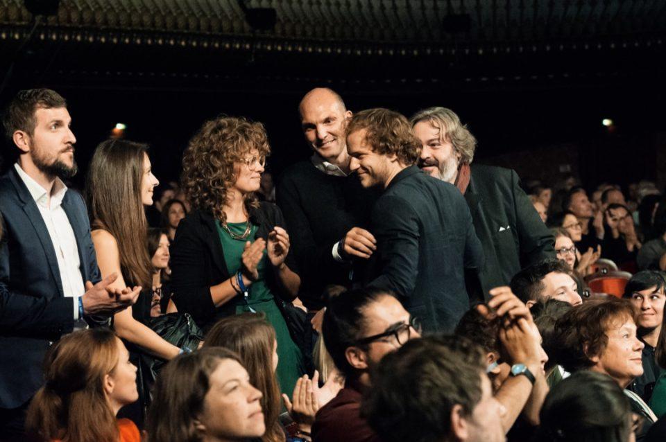 Preisträger, Jubel, Publikum