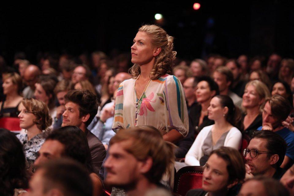 Publikum, Theater