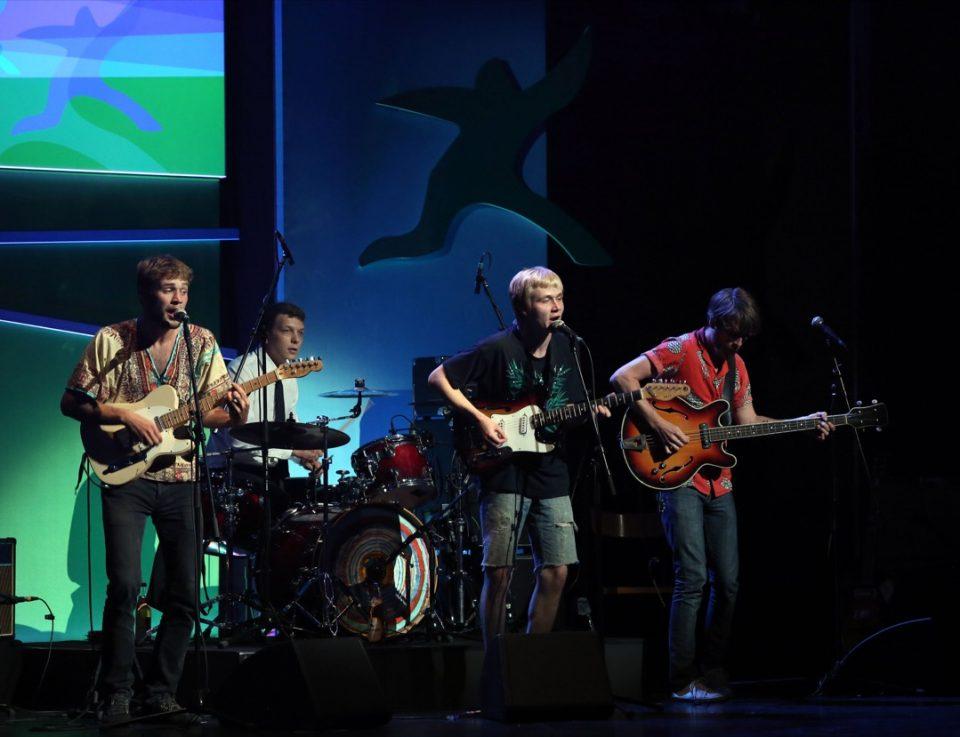 Musik, Live band, Verleihung, Rückblick