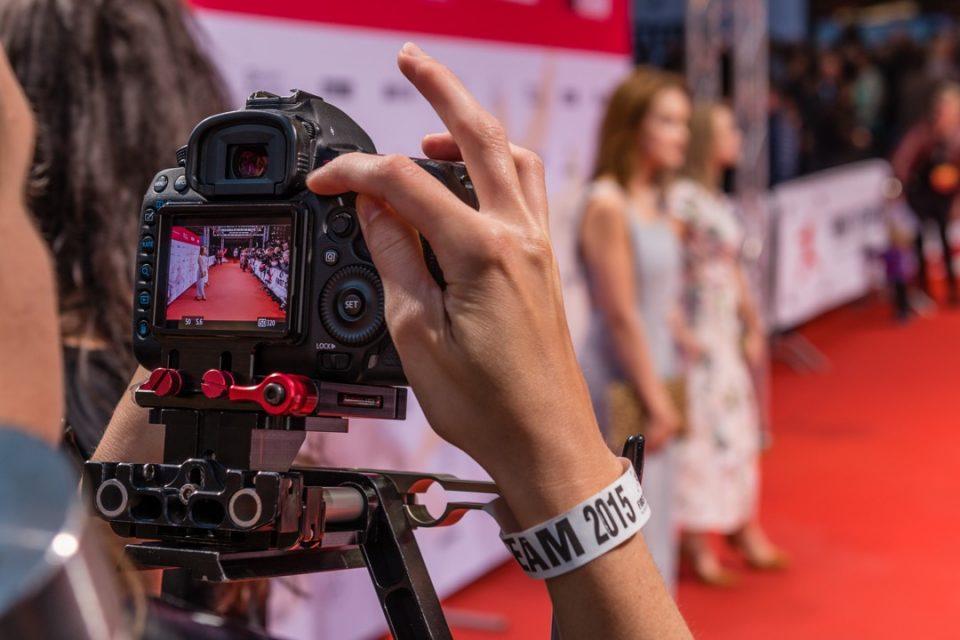 Roter Teppich, Presse, Fotos