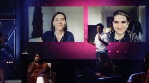 CIVIS Cinema Award_Faraz Shariat_Paulina Lorenz