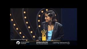Raquel Dukpa erhält den deutschen Schauspielpreis für ihr Casting der Serie DRUCK