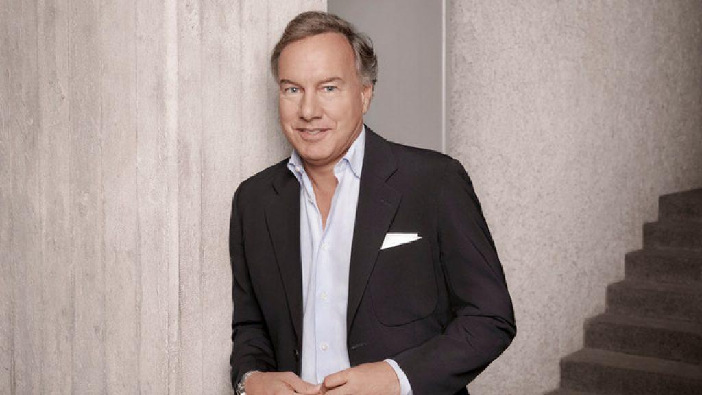 Nico Hofmann, CEO, UFA