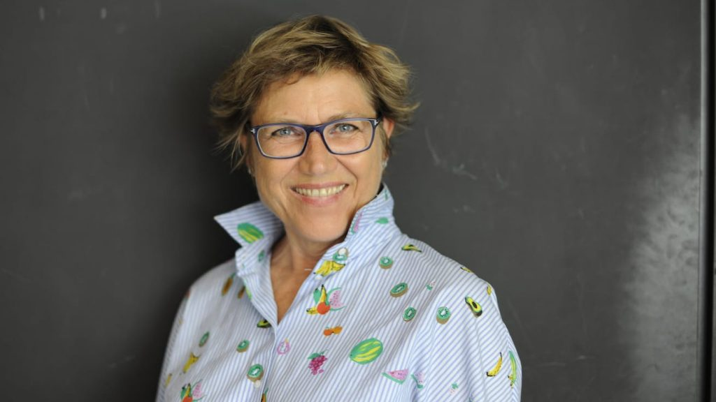 Andrea Hohnen, Ehrenpreisträgerin FIRST STEPS Award 2019