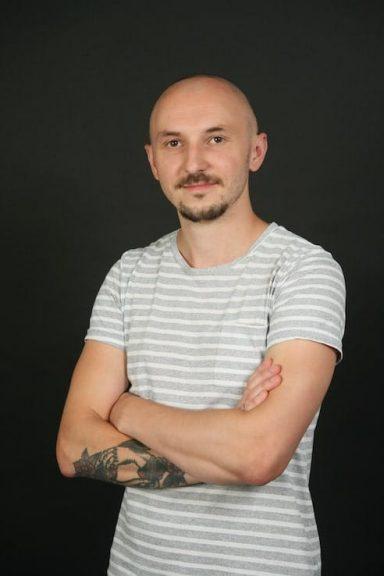 Andrej Sorin, nominiert First Steps Award 2019