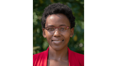 Beryl Magoko, nominiert First Steps Award 2019