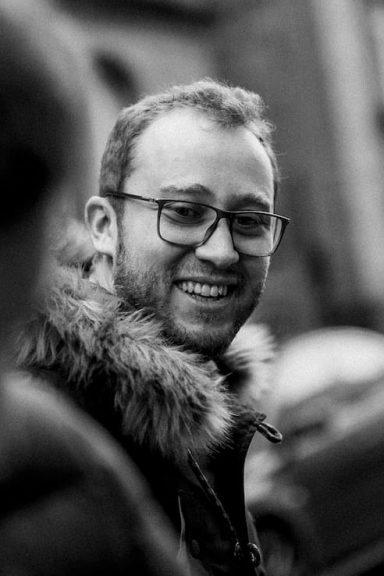 Eugen Merher, nominiert First Steps Award 2019