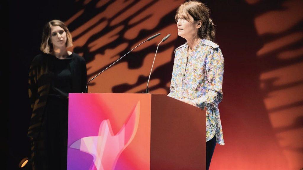 Sherry Hormann, Preisträgerin Michael-Ballhaus Preis First Steps
