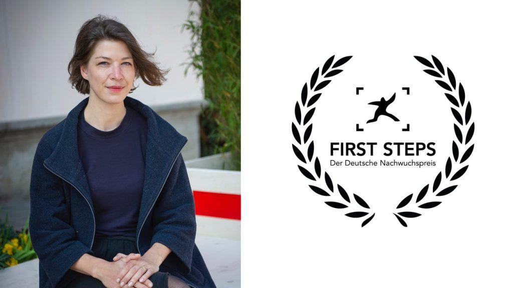 Friederike Güssefeld, Preisträgerin First Steps Award 2019