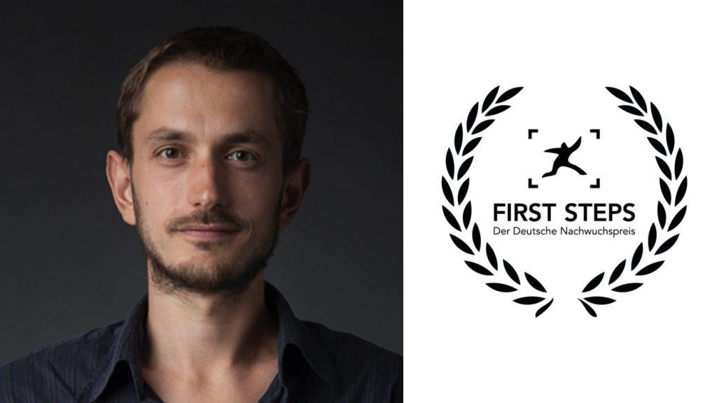 Jacob Hauptmann, Preisträger Drehbuch First Steps Award 2019