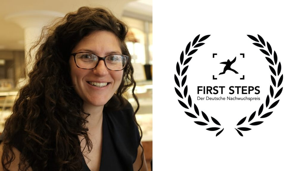 Sabine Panossian, Preisträgerin First Steps Award 2019