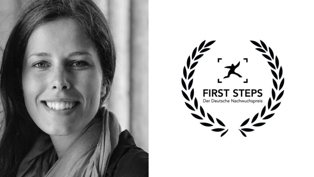 Veronika Hafner, Preisträgerin First Steps Award 2019