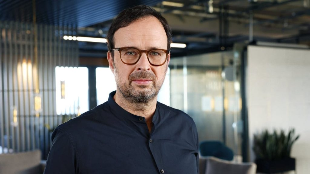 """Stefan Gärtner I Senior Vice President im Bereich """"Koproduktion & Filmpolitik"""" & Geschäftsführer der SevenPictures Film"""