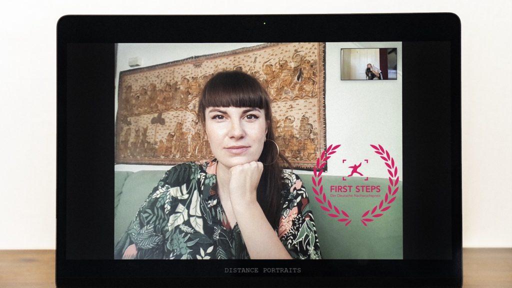 Hanna Seidel, FIRST STEPS Preisträgerin 2020