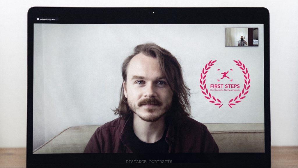 Philip Henze, FIRST STEPS Preisträger 2020